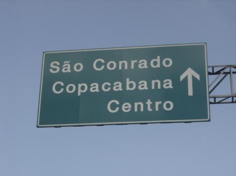 Hier geht's nach Brasilien!