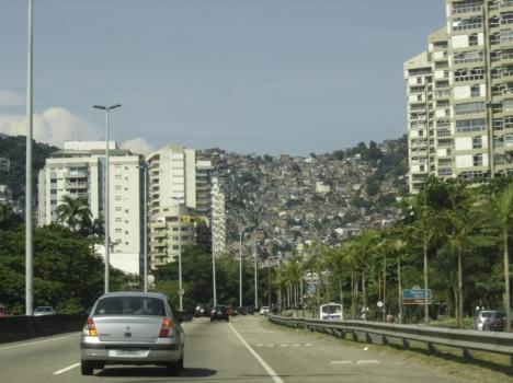 Favela in Rio: Eine Stadt in der Stadt