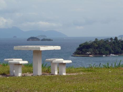 Grüne Küste: Hinsetzen und genießen