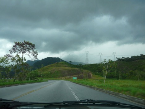Düstere Wolken: Nur ein kurzer Regenschauer?