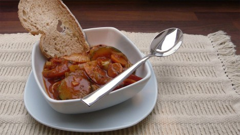 italienische Gemüsesuppe (c) M. Ziegele
